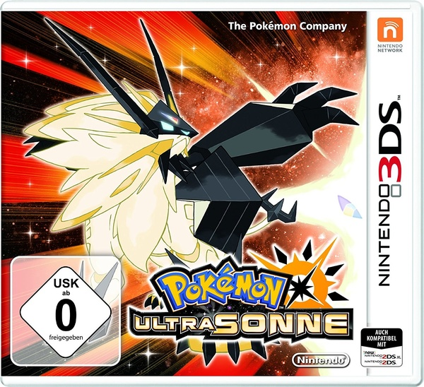 Cover zu Pokémon Ultrasonne & Ultramond