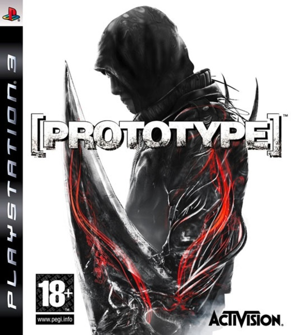 Cover zu Prototype