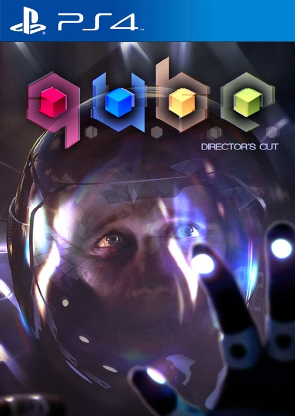 Cover zu Q.U.B.E.: Director's Cut
