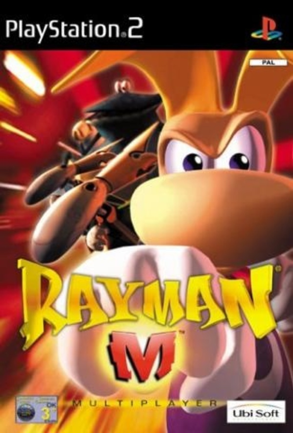 Cover zu Rayman Arena