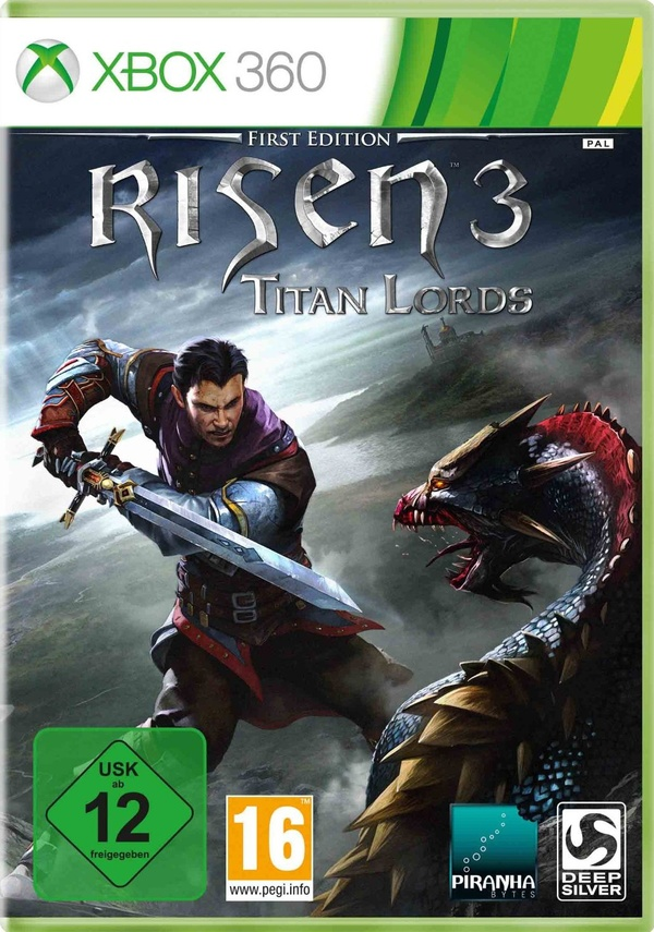 Cover zu Risen 3: Titan Lords