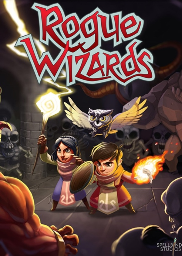 Cover zu Rogue Wizards