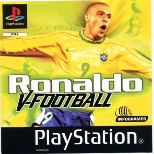 Cover zu Ronaldo V-Football