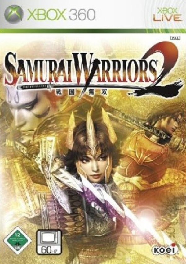 Cover zu Samurai Warriors 2