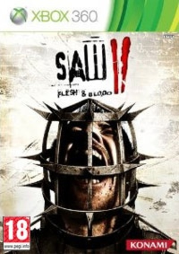 Cover zu Saw 2