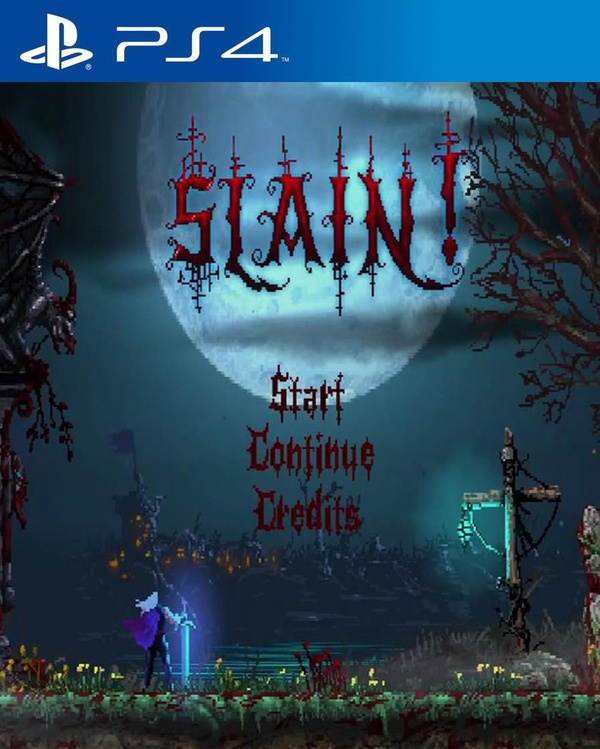 Cover zu Slain: Back from Hell