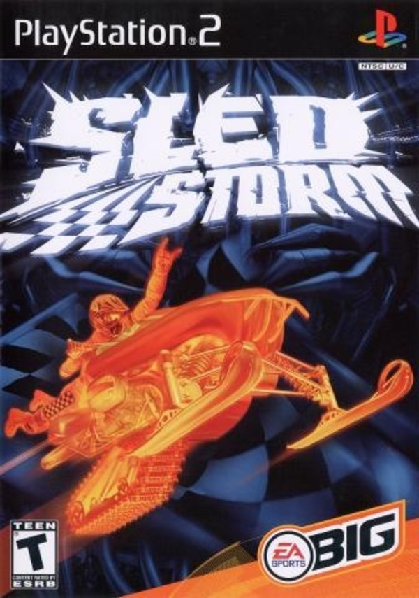 Cover zu Sled Storm