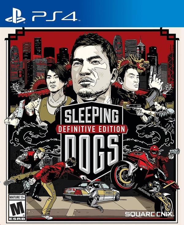 Cover zu Sleeping Dogs: Definitive Edition
