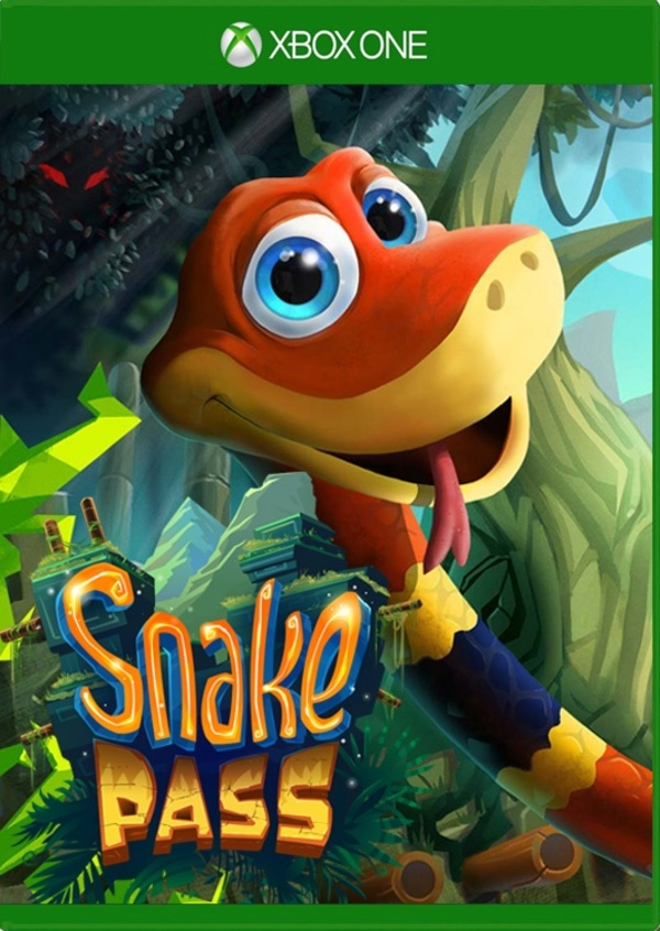 Cover zu Snake Pass