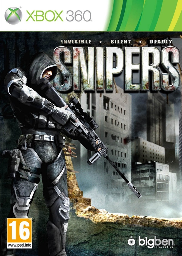 Cover zu Snipers - Invisible, Silent, Deadly