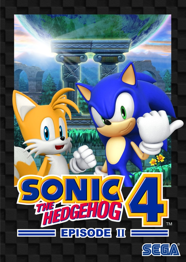 Cover zu Sonic the Hedgehog 4 - Episode II