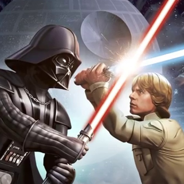 Cover zu Star Wars: Galaxy of Heroes