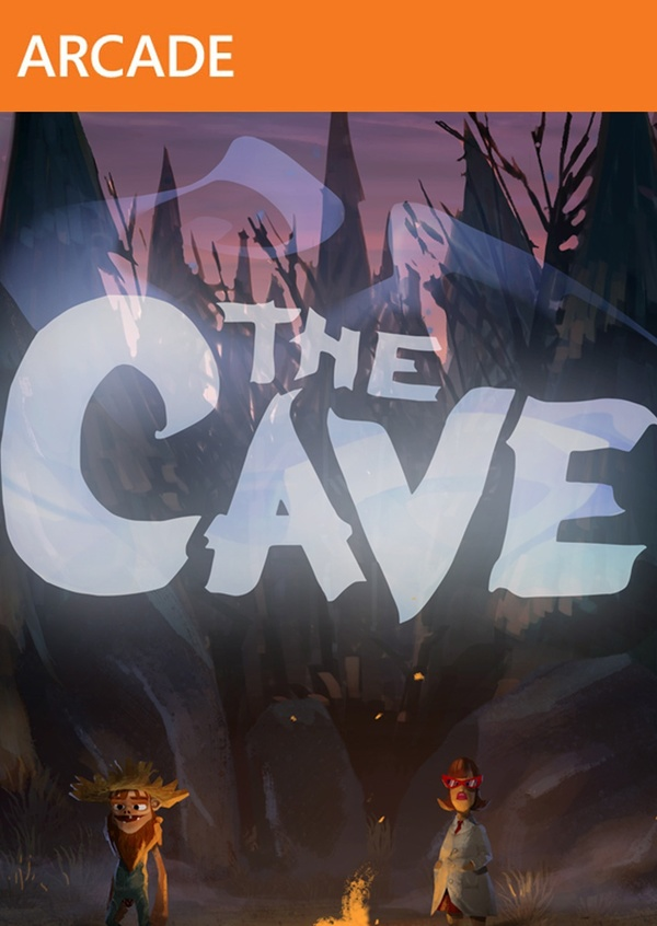 Cover zu The Cave