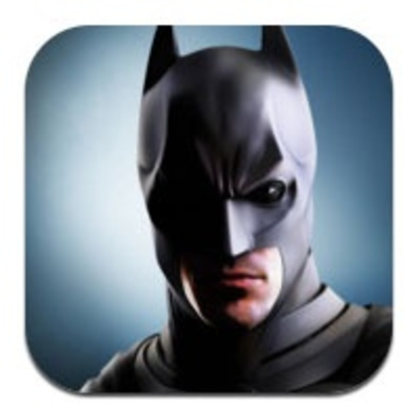 Cover zu The Dark Knight Rises: The Mobile Game