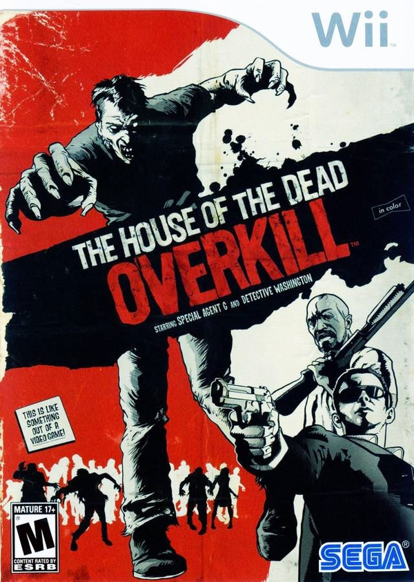 Cover zu The House of the Dead: Overkill