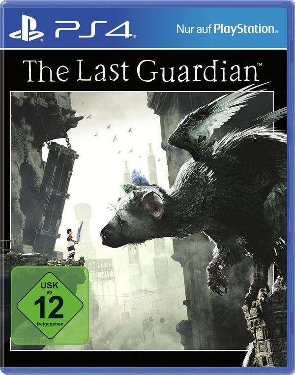 Cover zu The Last Guardian