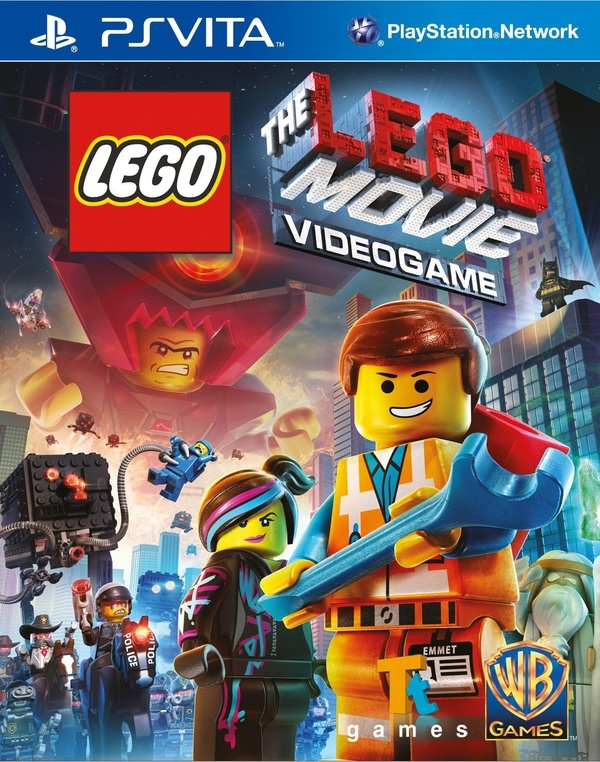 Cover zu The LEGO Movie Videogame