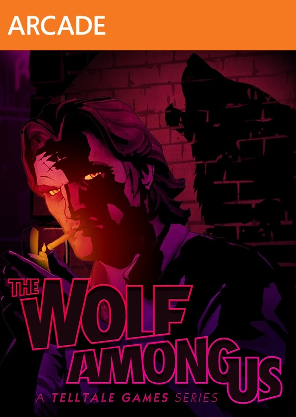 Cover zu The Wolf Among Us - Episode 2