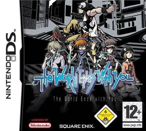 Cover zu The world ends with you