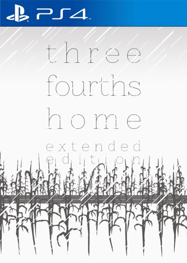 Cover zu Three Fourths Home: Extended Edition