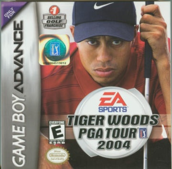 Cover zu Tiger Woods 2004