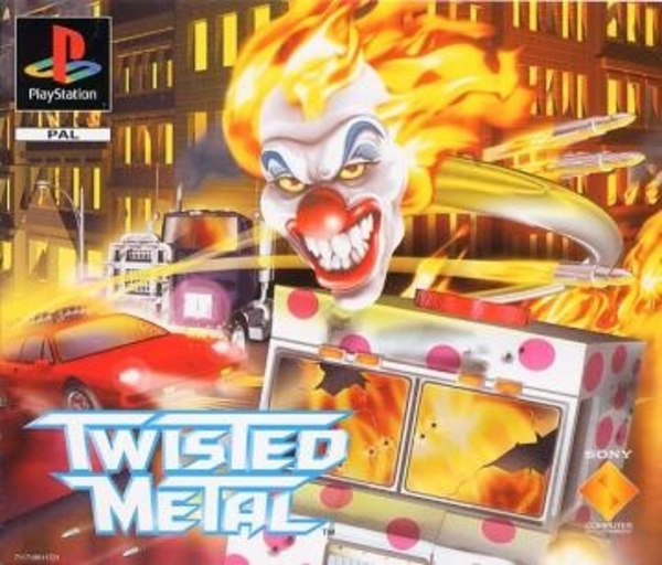 Cover zu Twisted Metal