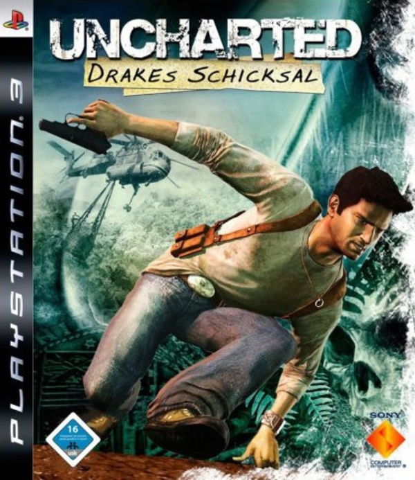 Cover zu Uncharted: Drakes Schicksal