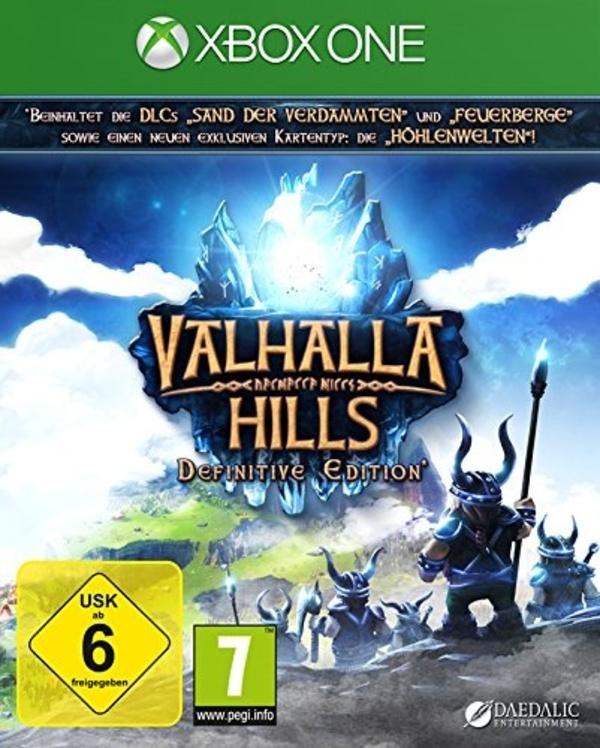 Cover zu Valhalla Hills: Definitive Edition