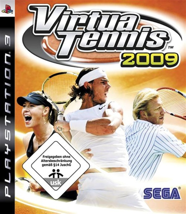 Cover zu Virtua Tennis 2009
