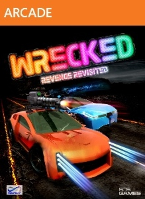 Cover zu Wrecked: Revenge Revisited