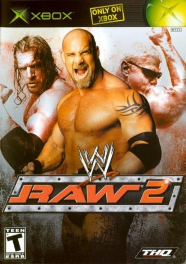 Cover zu WWE Raw 2