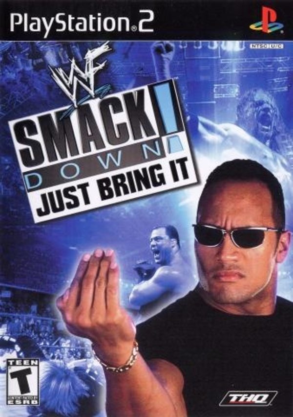 Cover zu WWF Smackdown! Just Bring It