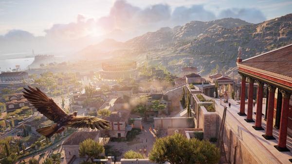 Screenshot zu Assassin's Creed: Origins (Xbox One) - Screenshots