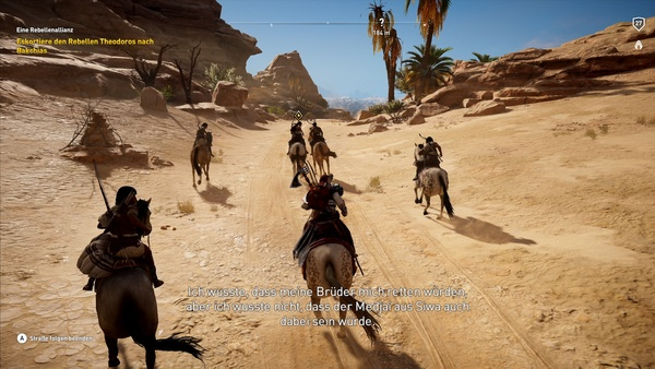 Screenshot zu Assassin's Creed: Origins (Xbox One) - Screenshots