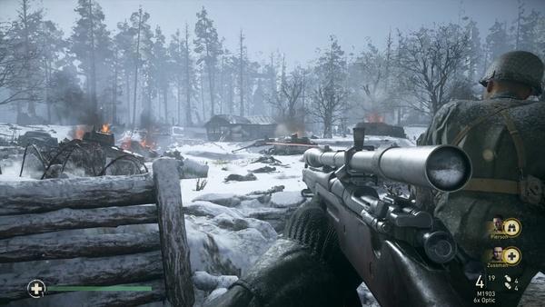 Screenshot zu Call of Duty: WW2 (PS4) - Screenshots