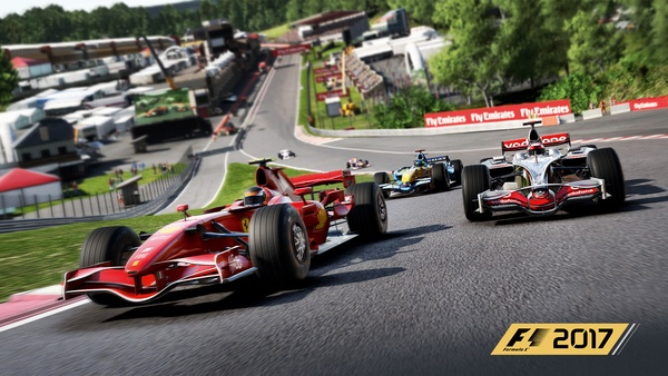 Screenshot zu F1 2017 (PS4) - Screenshots