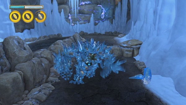 Screenshot zu Knack (PS4) - Screenshots