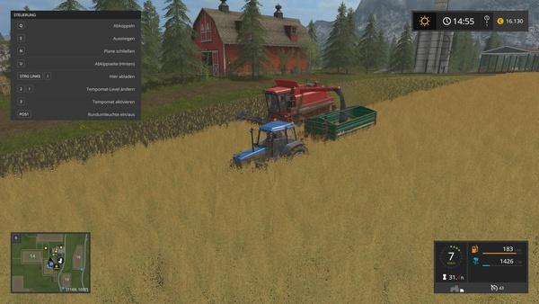 Screenshot zu Landwirtschafts-Simulator 2017 (Nintendo Switch) - Screenshots