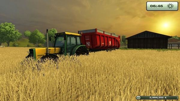 Screenshot zu Landwirtschafts-Simulator 2013 (PS3) - Screenshots