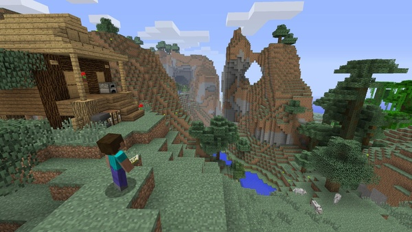 Screenshot zu Minecraft (Xbox One) - Screenshots aus der Xbox-One-Edition