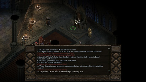 Screenshot zu Pillars of Eternity (PS4) - Screenshots