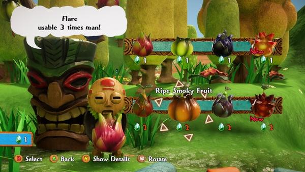 Screenshot zu PixelJunk Monsters 2 (PS4) - Screenshots