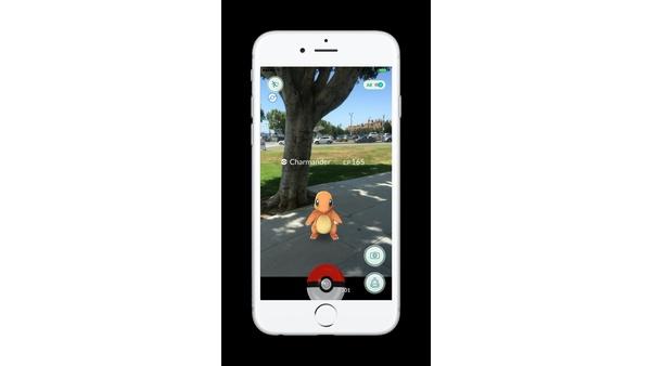 Screenshot zu Pokémon GO (iOS) - Screenshots