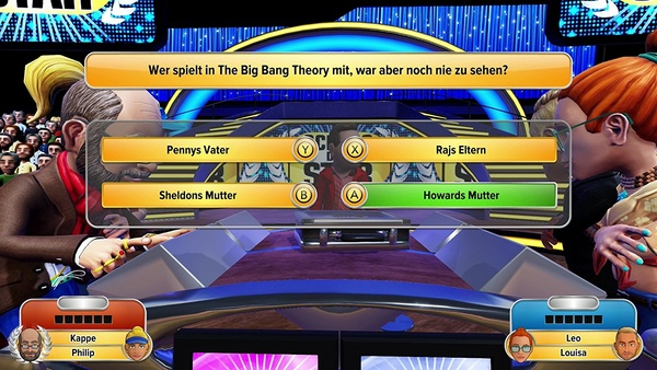 Screenshot zu Schlag den Star: Das Spiel (Nintendo Switch) - Screenshots