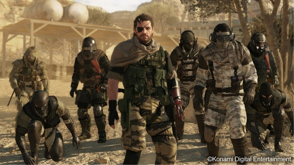 Screenshot zu Metal Gear Solid 5: The Phantom Pain (PS4) - Screenshots aus dem Multiplayer