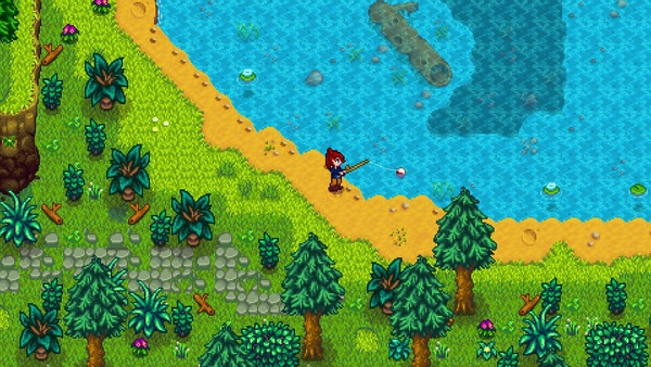 Screenshot zu Stardew Valley (PS4) - Screenshots
