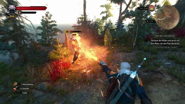 Screenshot zu The Witcher 3: Wild Hunt (PS4) - Screenshots
