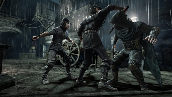 Screenshot zu Thief (PS4) - Screenshots aus der PC-Version