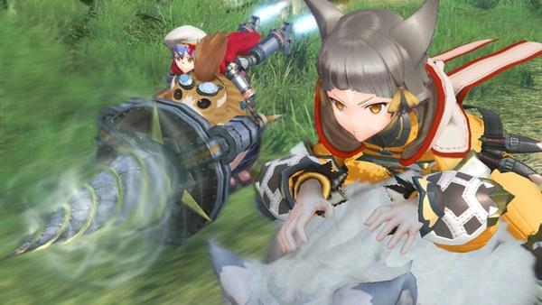 Screenshot zu Xenoblade Chronicles 2 (Nintendo Switch) - Screenshots