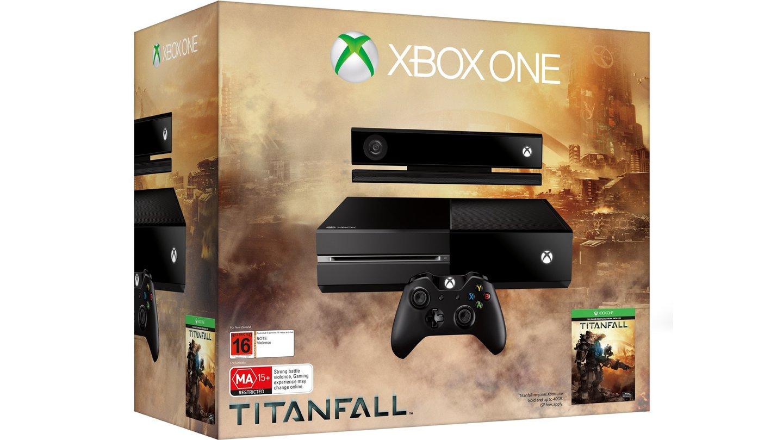 Xbox One Titanfall Bundle Titanfall - Xbox-One-B...